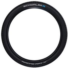 "SCHWALBE Racing Ray Super Ground Evolution Faltreifen 27.5x2.25"" TLE E-25 Addix Speedgrip black"